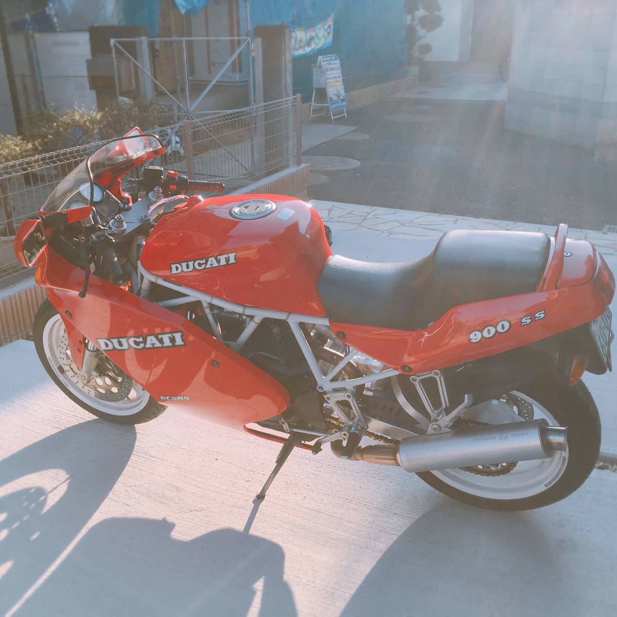 Ducati 900SS 91年式_画像3