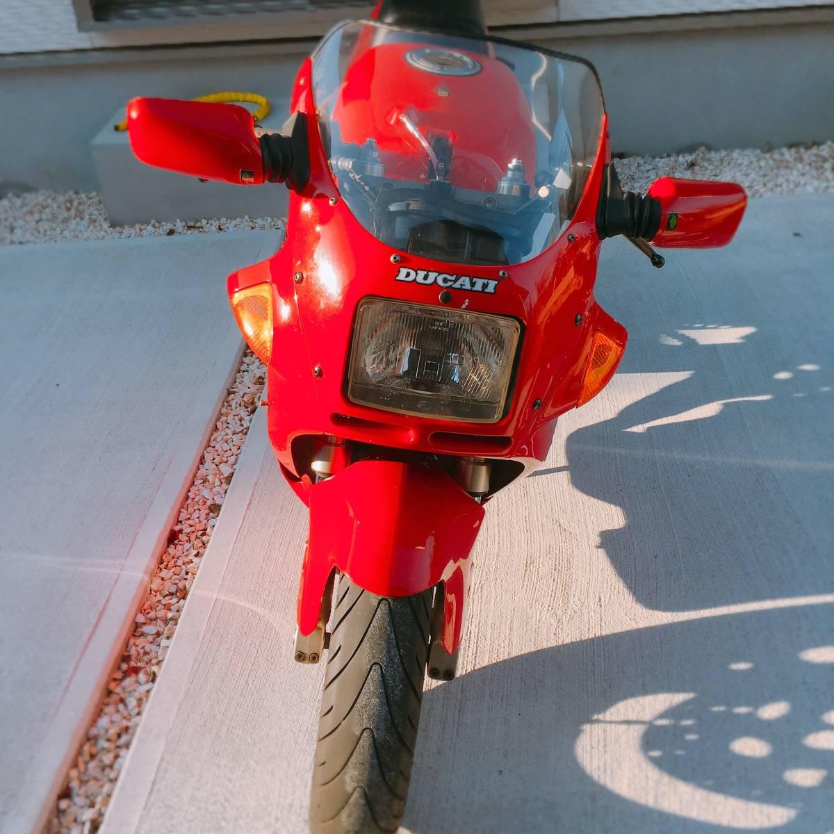 Ducati 900SS 91年式_画像4