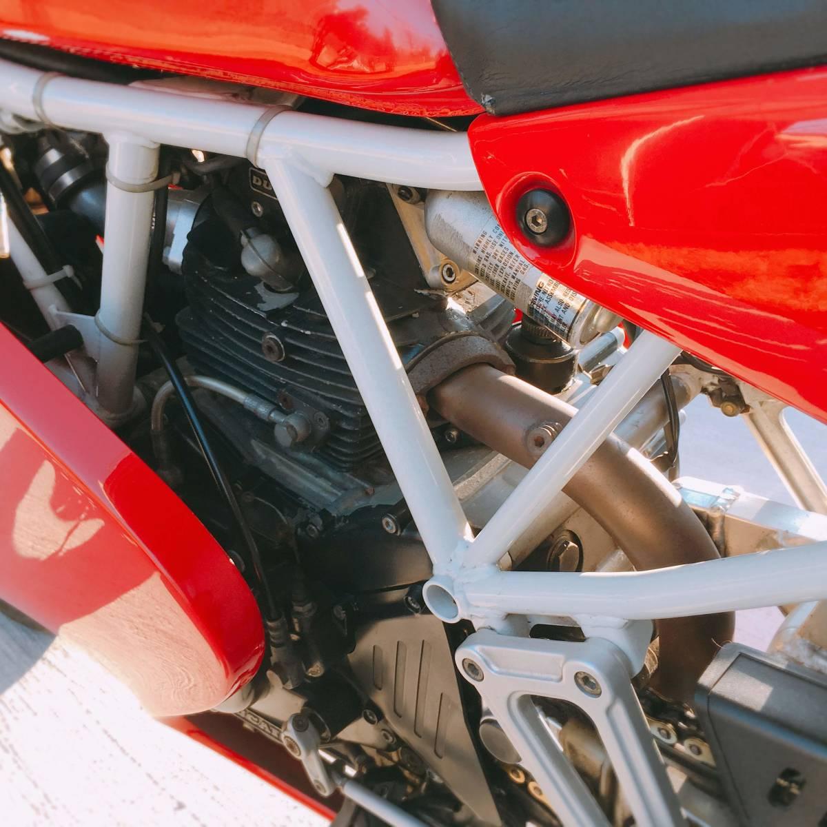 Ducati 900SS 91年式_画像5
