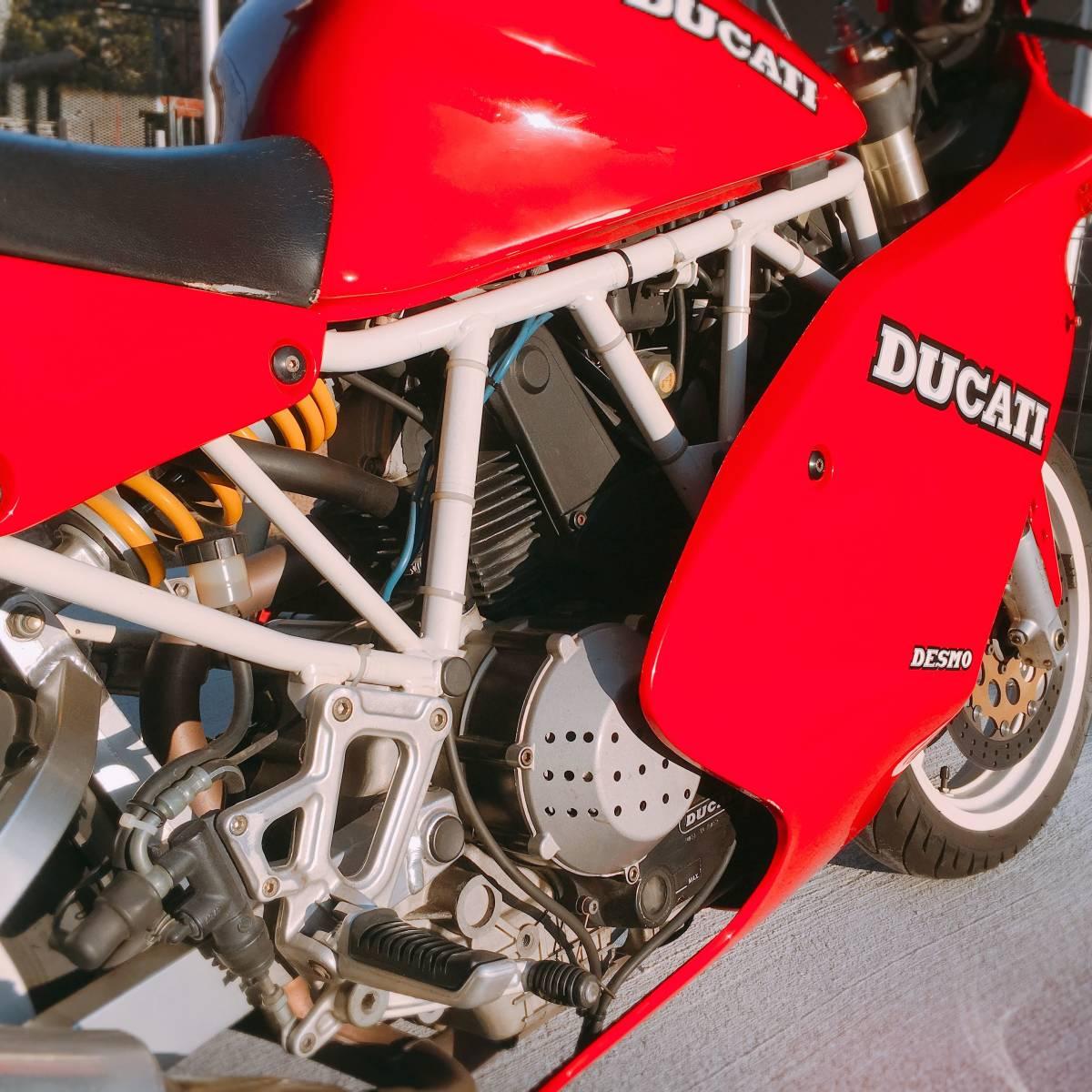 Ducati 900SS 91年式_画像6