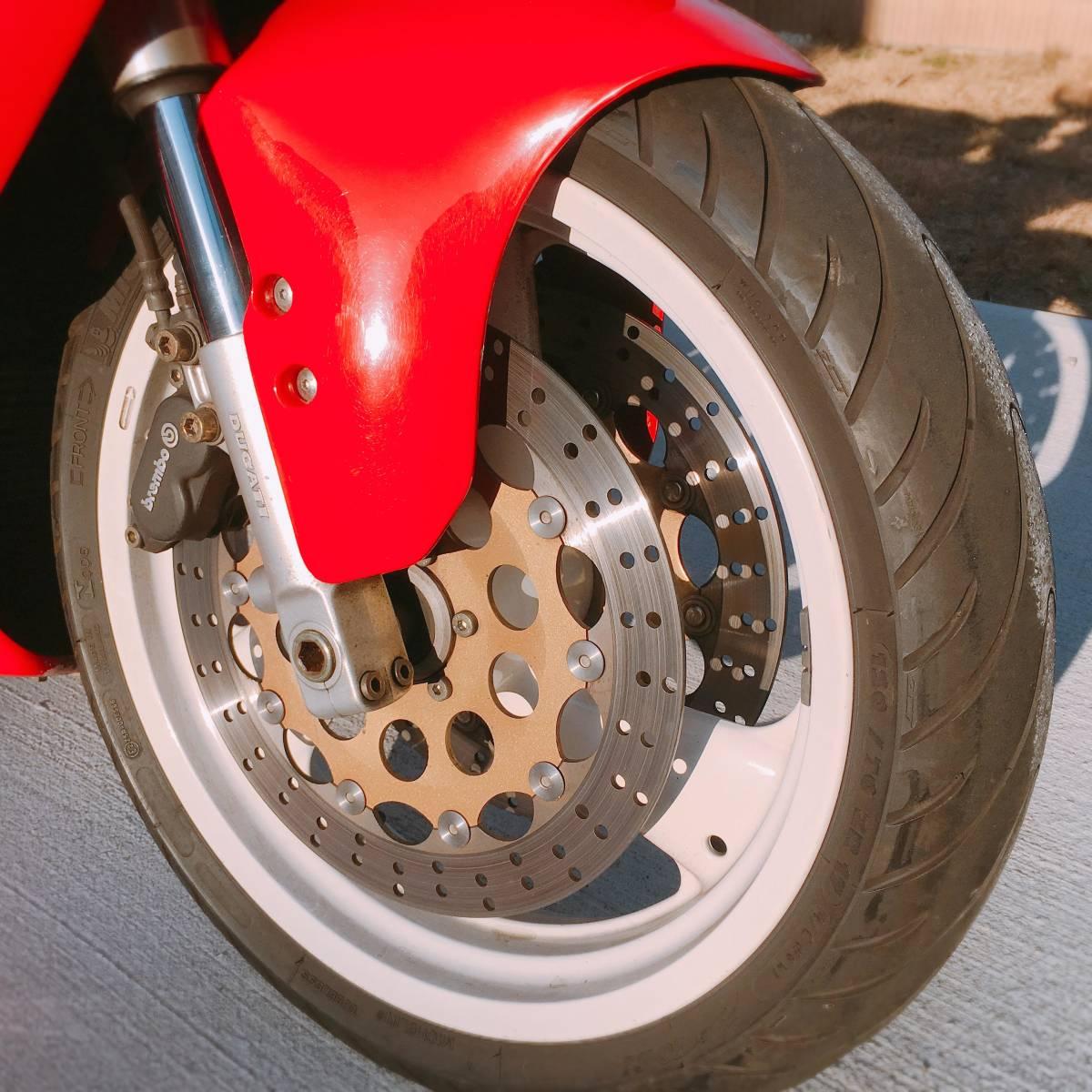 Ducati 900SS 91年式_画像7