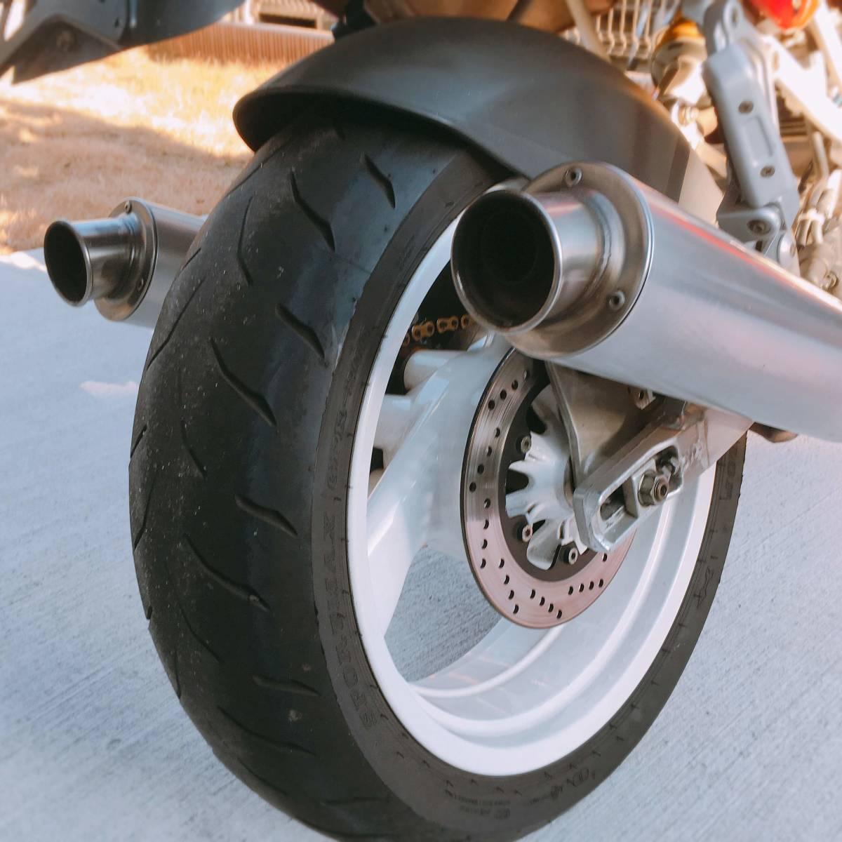 Ducati 900SS 91年式_画像8