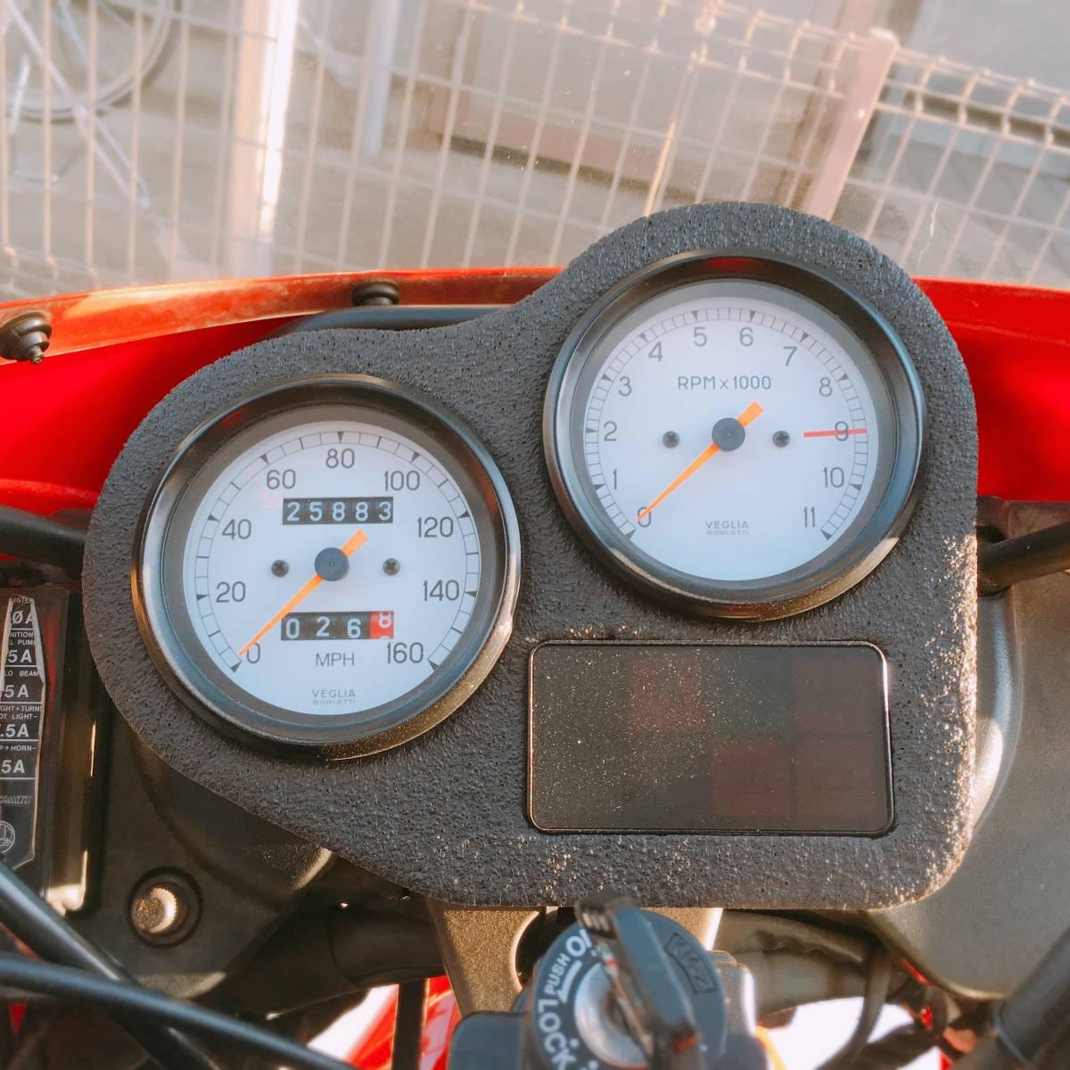 Ducati 900SS 91年式_画像9