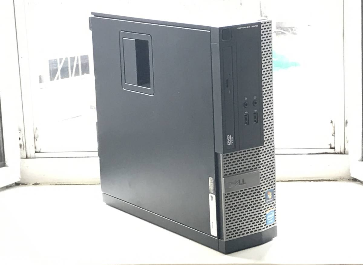 送料無料★高速起動&高性能PC★ DELL OPTIPLEX 9010 SFF Core i5-3570/新品320GBSSD+大容量1TBHDD/12GB/MS office2016/DtoD/USB3.0