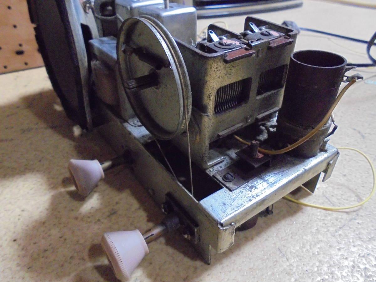 シャープ真空管レトロラジオ 5Pシリーズ 5P-11 _画像6