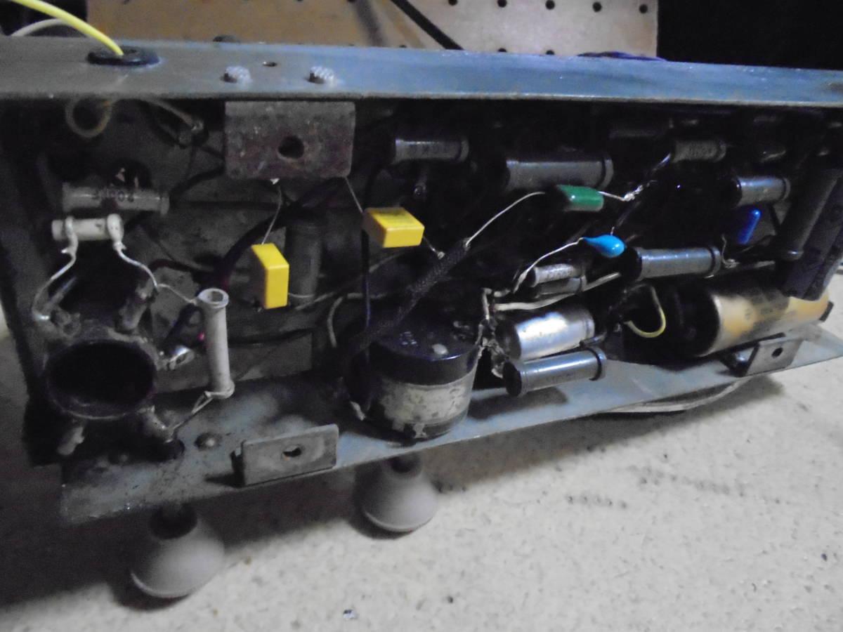 シャープ真空管レトロラジオ 5Pシリーズ 5P-11 _画像8