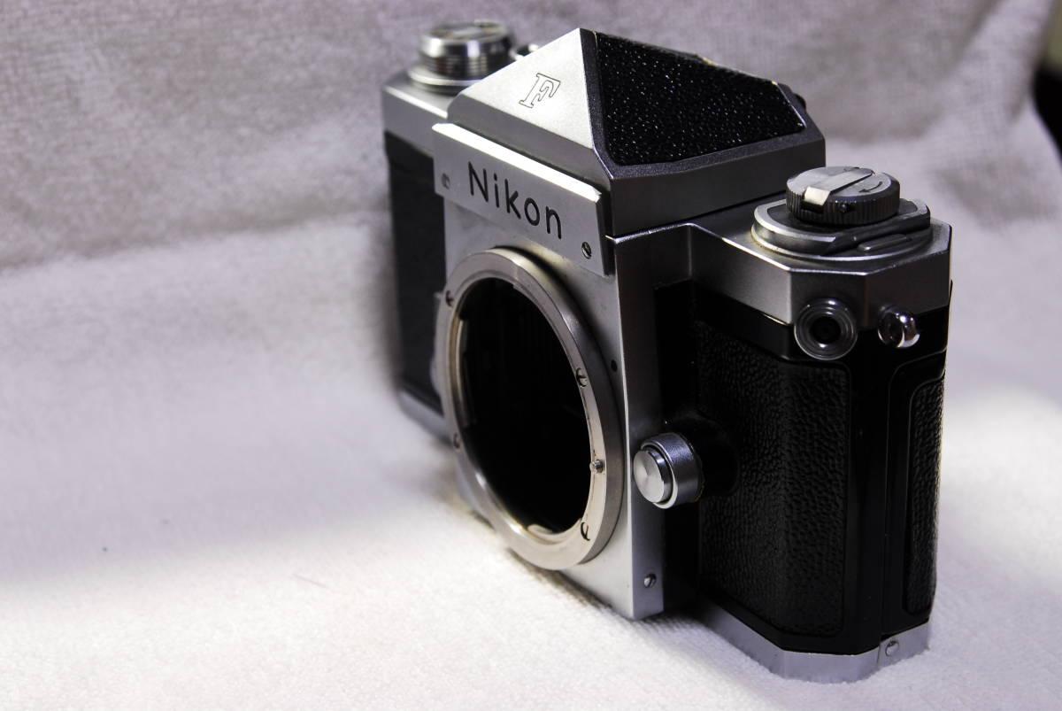 Nikon F アイレベル 640番台(ジャンク)_画像10