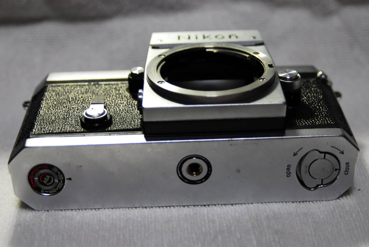Nikon F アイレベル 640番台(ジャンク)_画像4