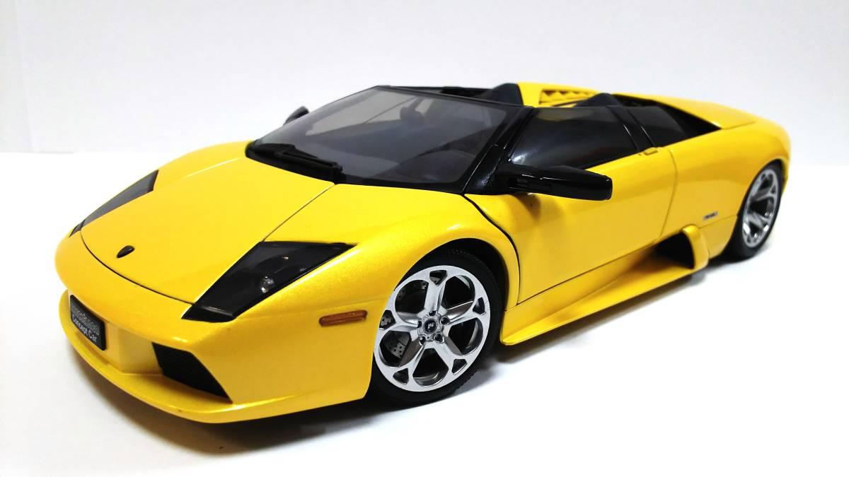 1 18 Auto Art Lamborghini Murcielago Concept Car Original Box None