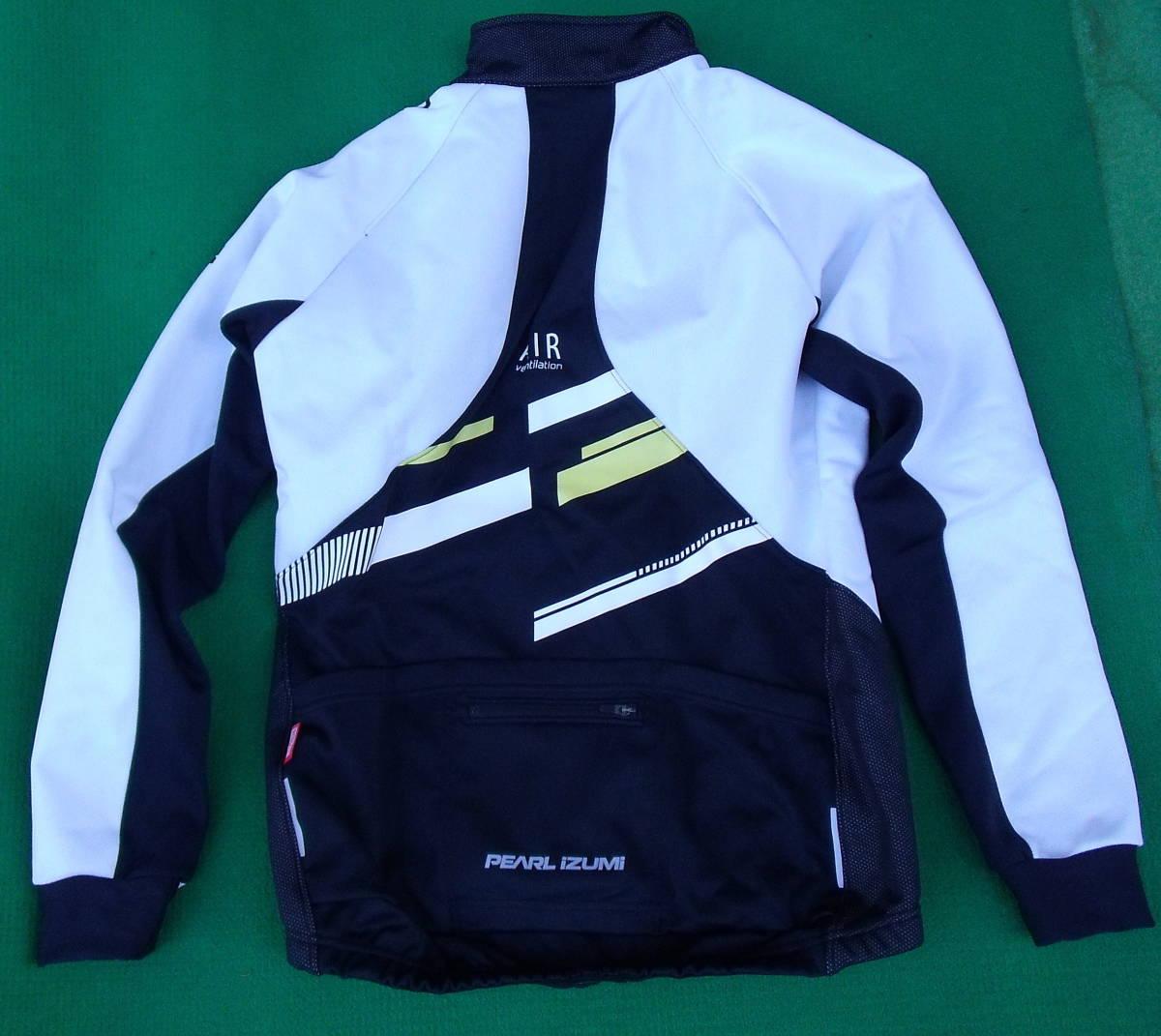 ■ パールイズミ ウインドジャケット 3500-BLー21_画像2