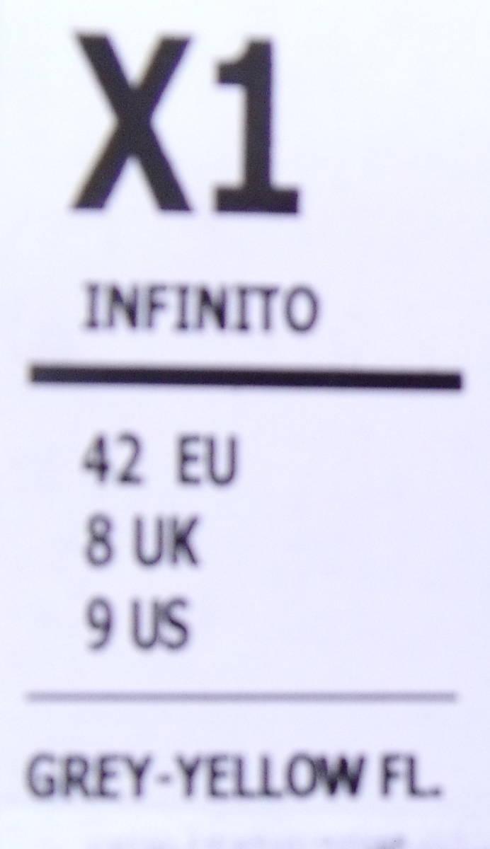 ■ フィジーク X1 INFINITO BOA SPD対応シューズ_画像8