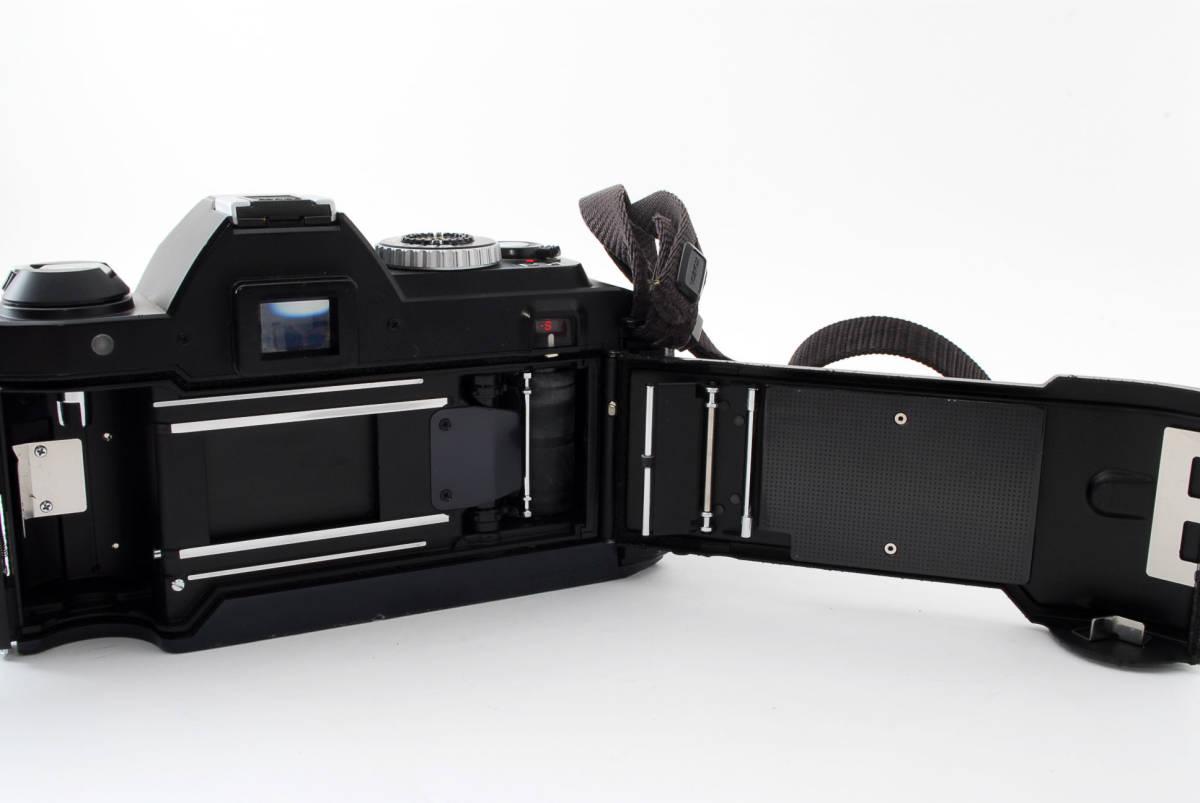 コニカ Konica FS-1 カメラ HEXANON AR50mmF1.8 レンズ_画像7