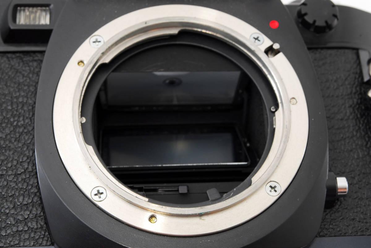コニカ Konica FS-1 カメラ HEXANON AR50mmF1.8 レンズ_画像10
