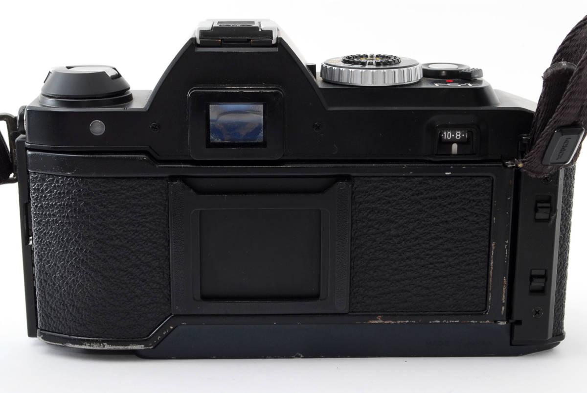 コニカ Konica FS-1 カメラ HEXANON AR50mmF1.8 レンズ_画像6