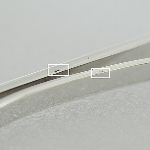 グッチ/SV925 蜂 ビー ネクタイピン/タイバー/シルバー/タイピン/新品仕上げ済み(6431)_画像5