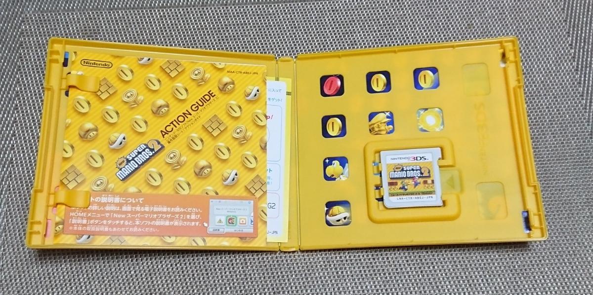 Nintendo3DS&DS用マリオシリーズソフトセット_画像3