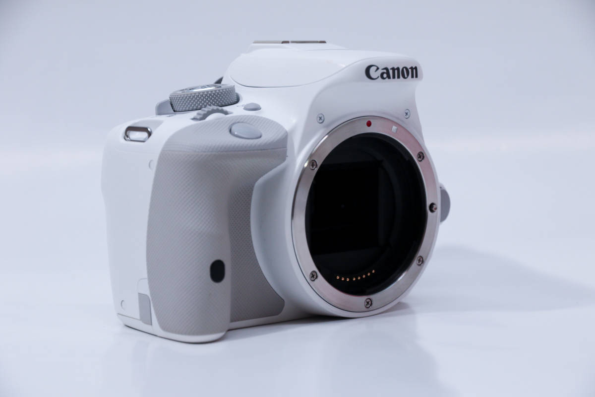 超美品Canon EOS Kiss X7 ホワイト ダブルレンズキット2