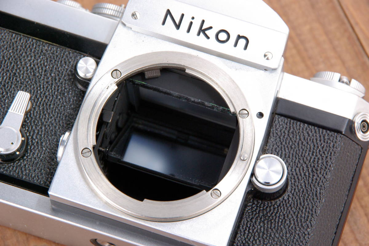 ニコンF アイレベル  5.8cmF1.4_画像7