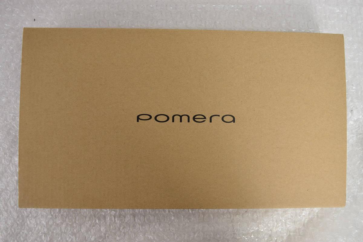 ◎1489D/【美品/付属品完備】 ポメラ DM200 デジタルメモ キングジム pomera ※数回電源を入れたのみ_画像6