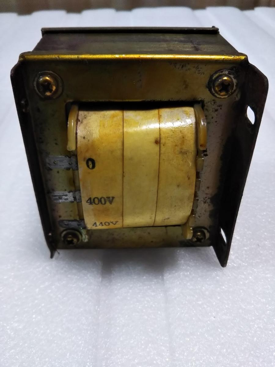 ダイヘン&ダイデン交流溶接機用降圧変圧器 BPー300用です。共通です。 入力 400/440V用