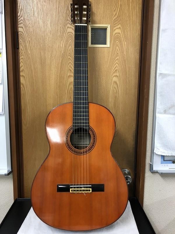 ■YAMAHA/ヤマハ■C-250A■クラシックギター■現状品■ハードケース付き■_画像1