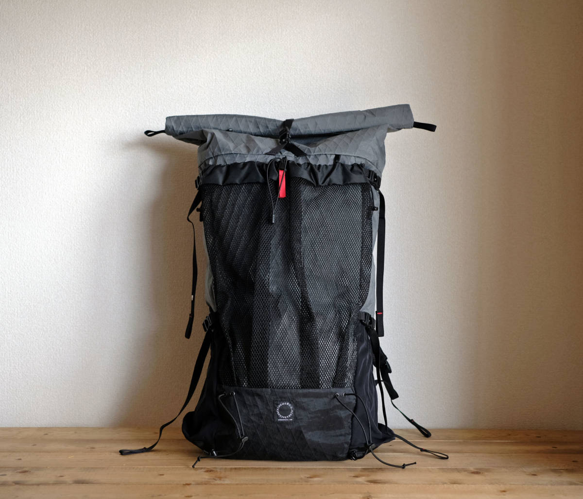 山と道 THREE MESH/ golite gossamer gear ultralight zpacks ULA HMG バックパック