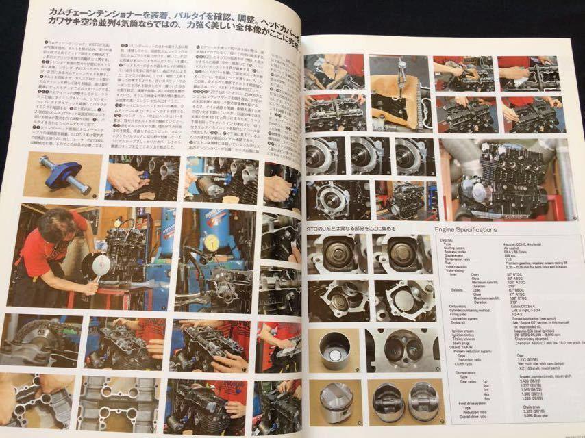 カワサキ K/Z1000S1 レーサー エンジン 公道用 組み立て Z1000/J/R/P/ヨシムラ MJN '88 GSX-R1100/CBR1000RR SC59★BIKERS STATION 266_画像6
