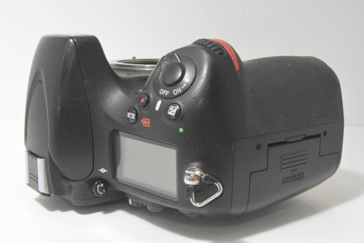 箱付き★極上美品★ニコン NIKON D800 ボディ_画像3