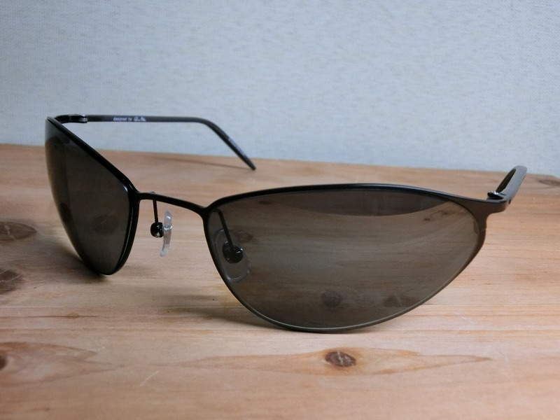 5e405752aeb beautiful goods THE MATRIX official Matrix NEO Neo sunglasses made in Japan  Kia n  Lee bs trying on only