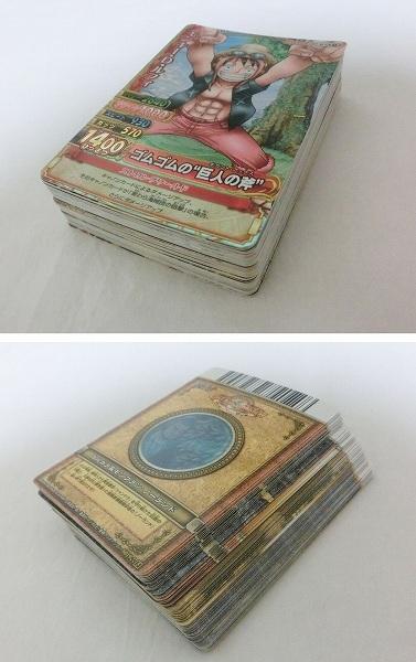 中古 ワンピーベリーマッチ・W キラ系カード48種セット GR SR CP グランドレア スーパーレア ONE PIECE 白ひげ マルコ キラ ホロ_画像5