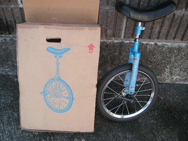 一輪車 ヨコタ製 サイズ16 スポークタイプ 当時物 在庫品 _画像4
