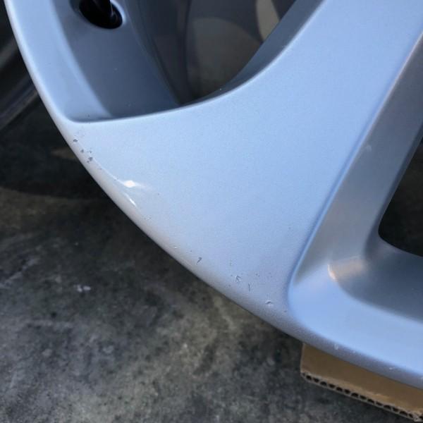 【新車外し】VW フォルクスワーゲン ゴルフ7 GTI 17インチ純正ホィール4本セット_画像7