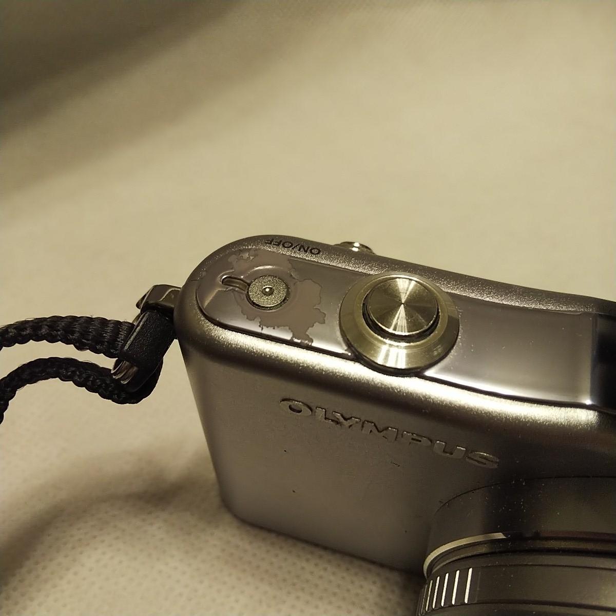 オリンパス E-PM1 デジタル一眼 レンズ フラッシュ付き FL-LM1 M.ZUIKO 14-42mm 1:3.5-5.6 π37mm ズームレンズキット YOKO-63 完動品 美品_画像10