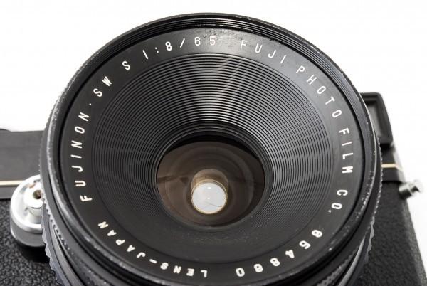 フジカ Fuji GL690 Professional Fujinon SW S 65mm F/8 Lens 397666_画像7