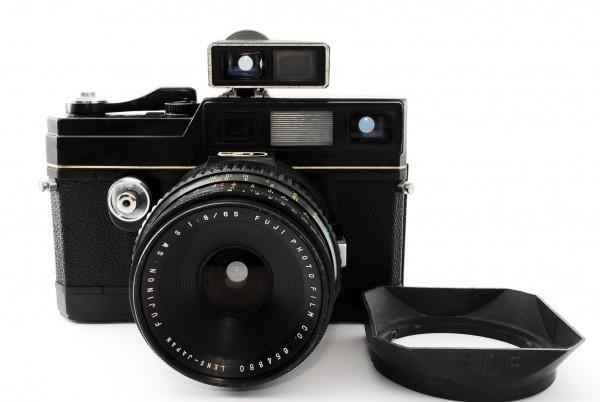 フジカ Fuji GL690 Professional Fujinon SW S 65mm F/8 Lens 397666