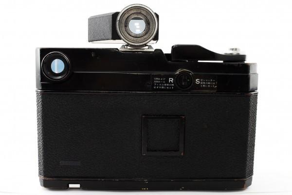 フジカ Fuji GL690 Professional Fujinon SW S 65mm F/8 Lens 397666_画像9