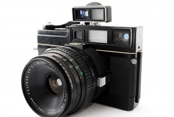 フジカ Fuji GL690 Professional Fujinon SW S 65mm F/8 Lens 397666_画像2
