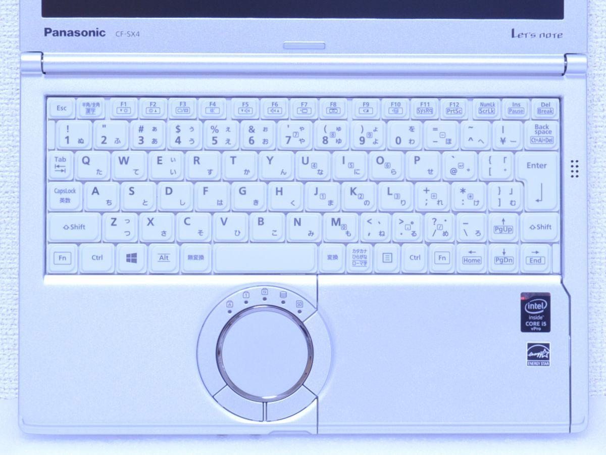 【超ハイスペックPC】Panasonic Let's note CF-SX4★Core i5★DDR3L 8GB★新品SSD512GB★DVDスーパーマルチ Bluetooth Win10 管理番号A0155_画像5