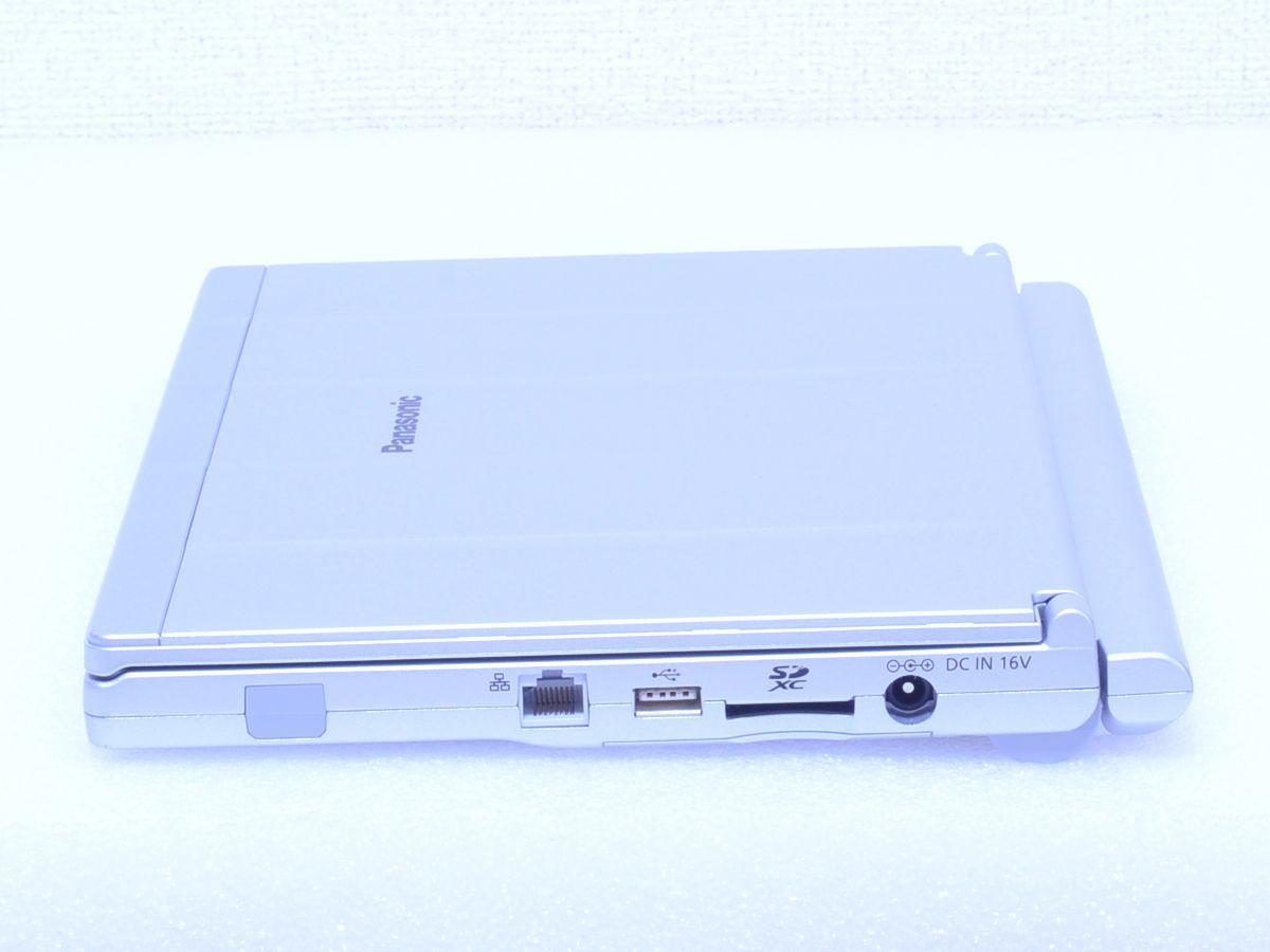 【超ハイスペックPC】Panasonic Let's note CF-SX4★Core i5★DDR3L 8GB★新品SSD512GB★DVDスーパーマルチ Bluetooth Win10 管理番号A0155_画像4