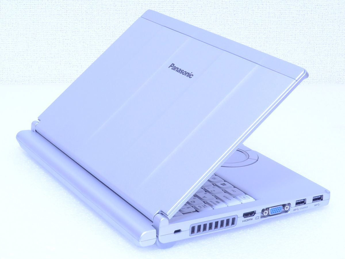 【超ハイスペックPC】Panasonic Let's note CF-SX4★Core i5★DDR3L 8GB★新品SSD512GB★DVDスーパーマルチ Bluetooth Win10 管理番号A0155_画像7