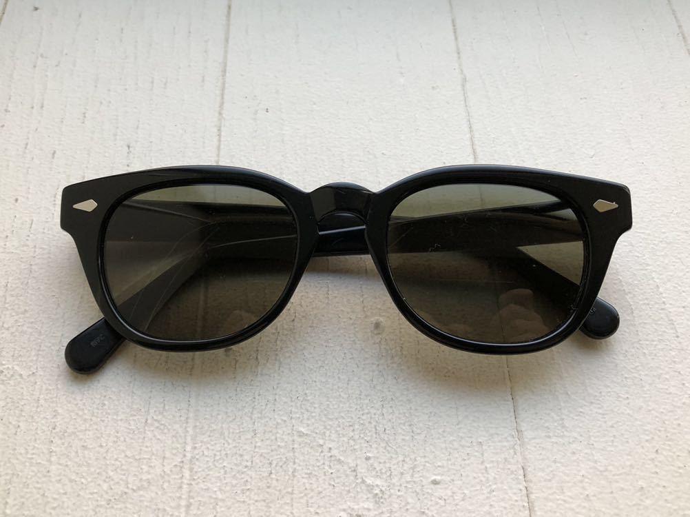 ☆送料無料 MOSCOT TUMMEL SUN Black 49size モスコット 定番 クラシック tart optical f