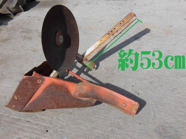 No.02147 トラクター用 反転ディスク 畦立て_画像3