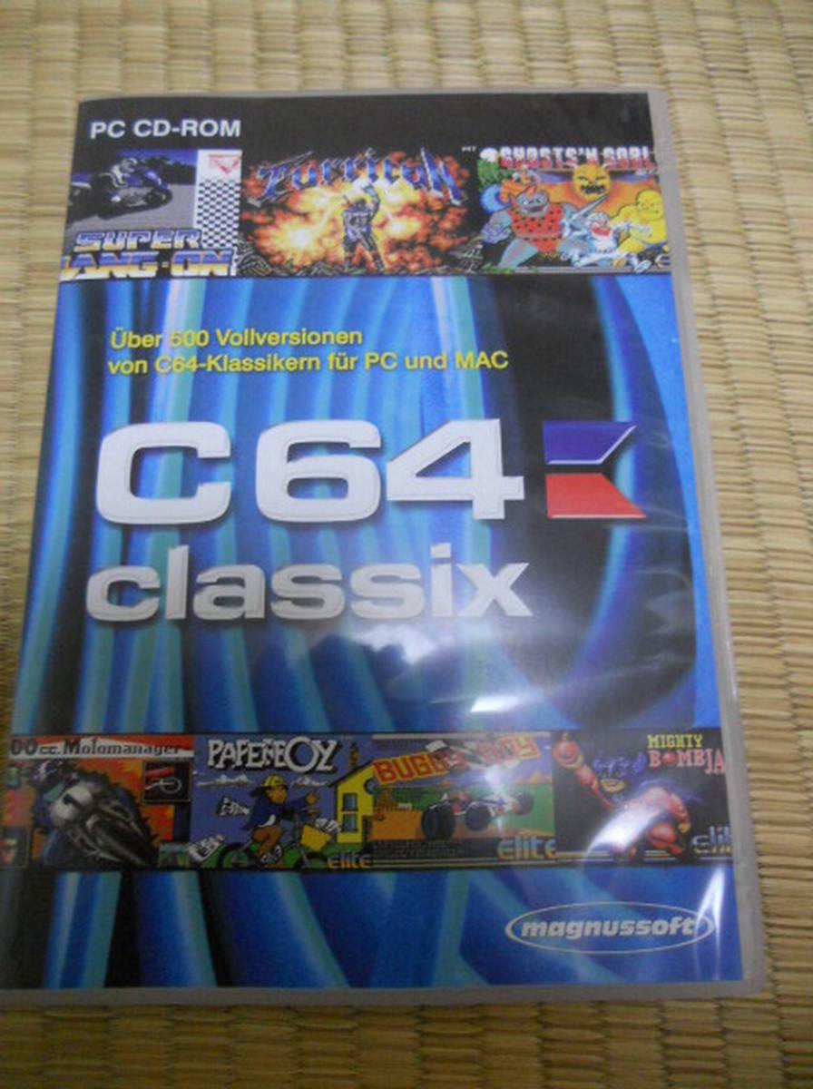 C64 ClassiX コモドール64ゲーム集_画像1