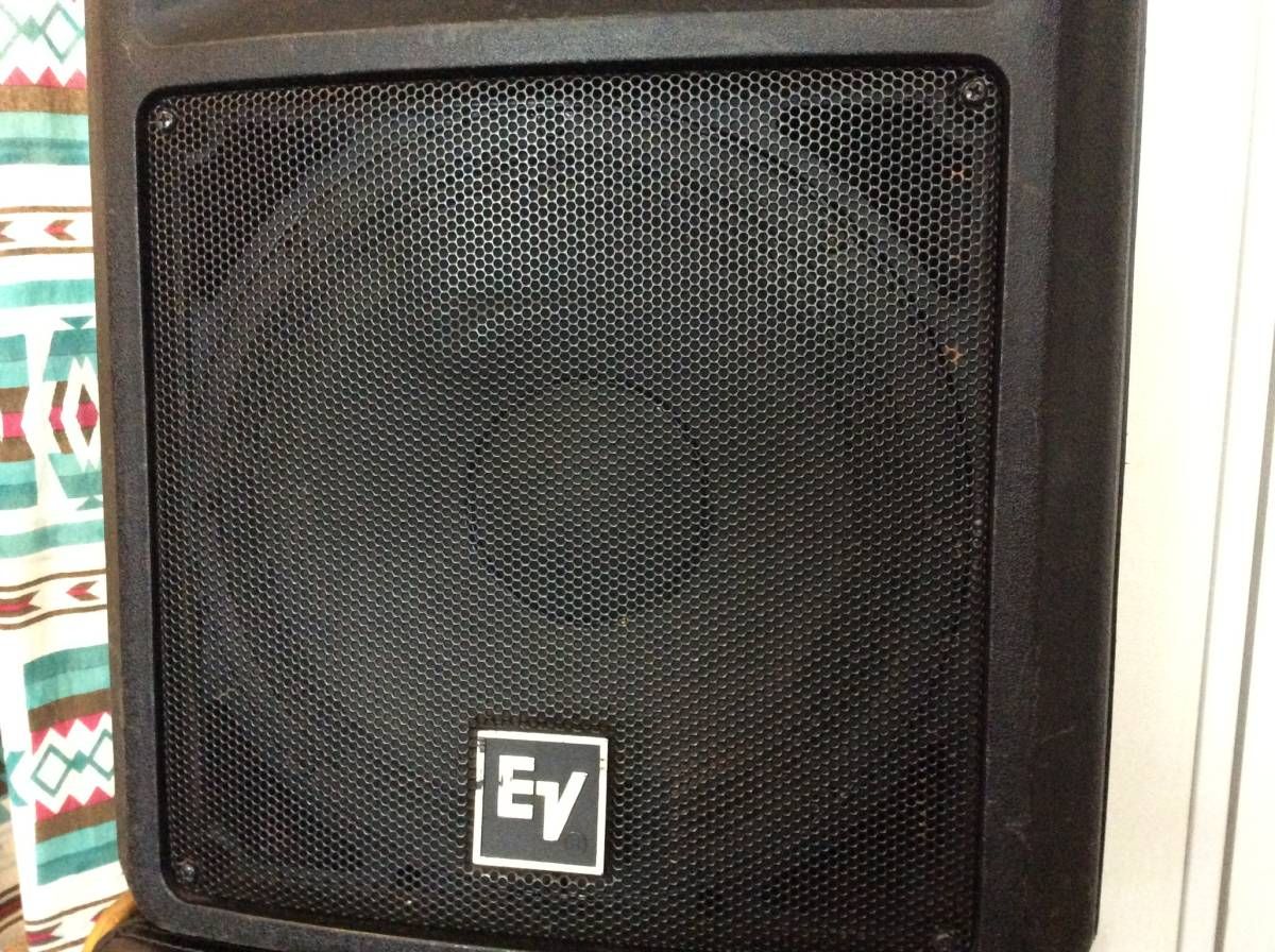 ♪送料無料 エレクトロボイス EV SX200 モニタースピーカー 8オーム 300ワット 定番 難あり♪_画像2