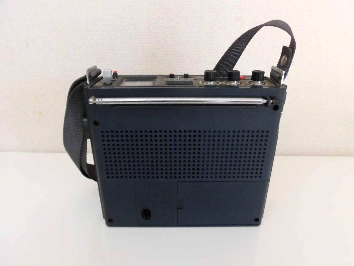 National Panasonic クーガー 3バンドラジオ RF-888 COUGAR ジャンク扱いで!_画像5