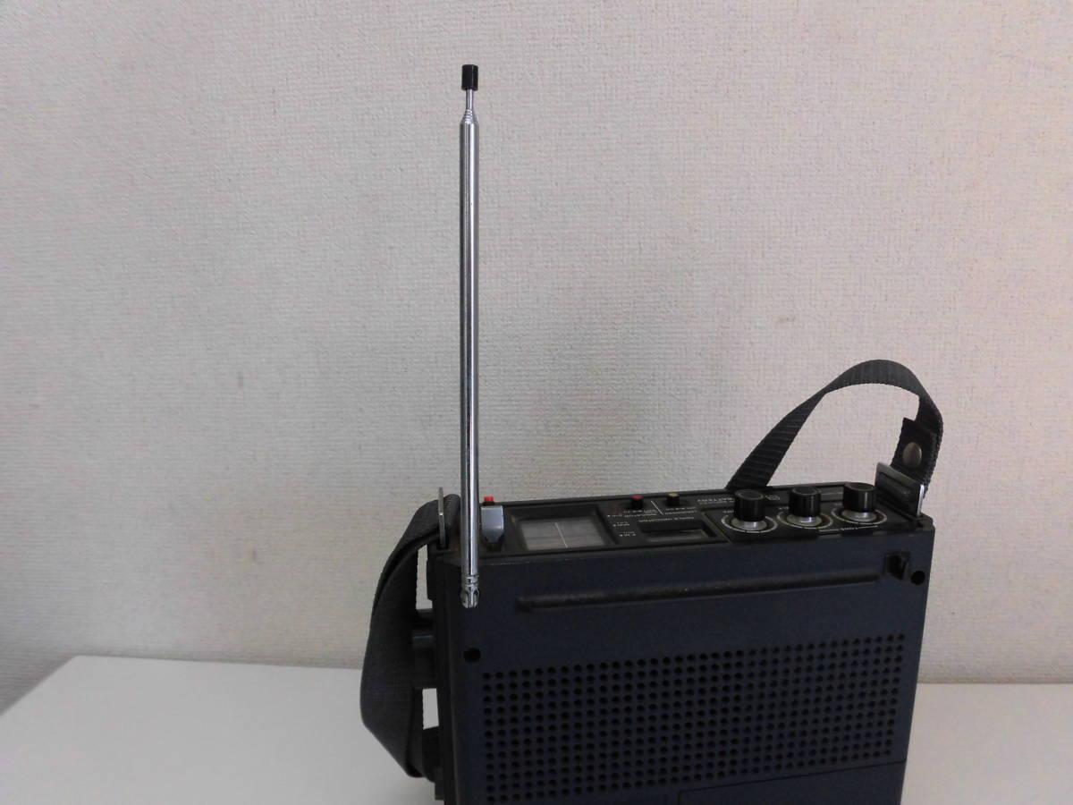 National Panasonic クーガー 3バンドラジオ RF-888 COUGAR ジャンク扱いで!_画像6