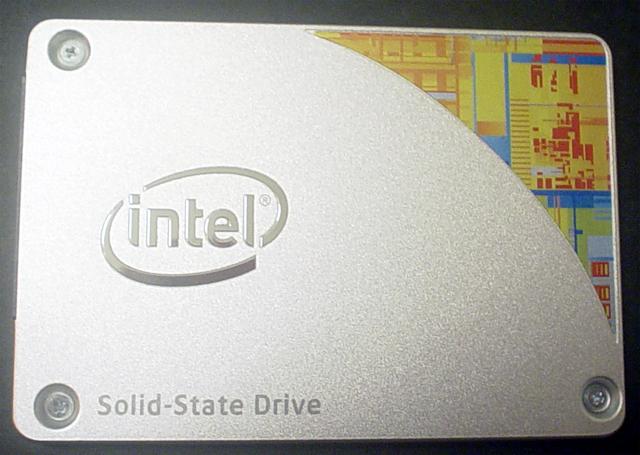 ☆Intel製SSD 530 Series 240GB SSD中古
