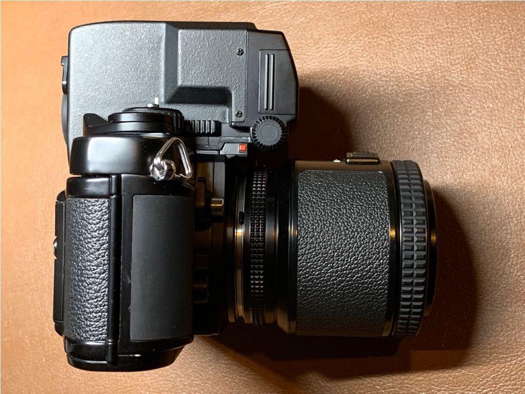 NIKON F3 AF + AF-NIKKOR 80mm 1:2.8 動作品_画像3
