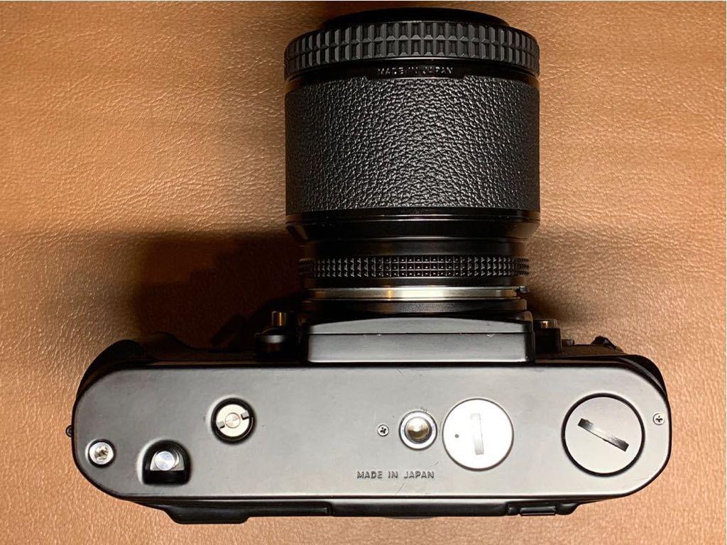 NIKON F3 AF + AF-NIKKOR 80mm 1:2.8 動作品_画像5