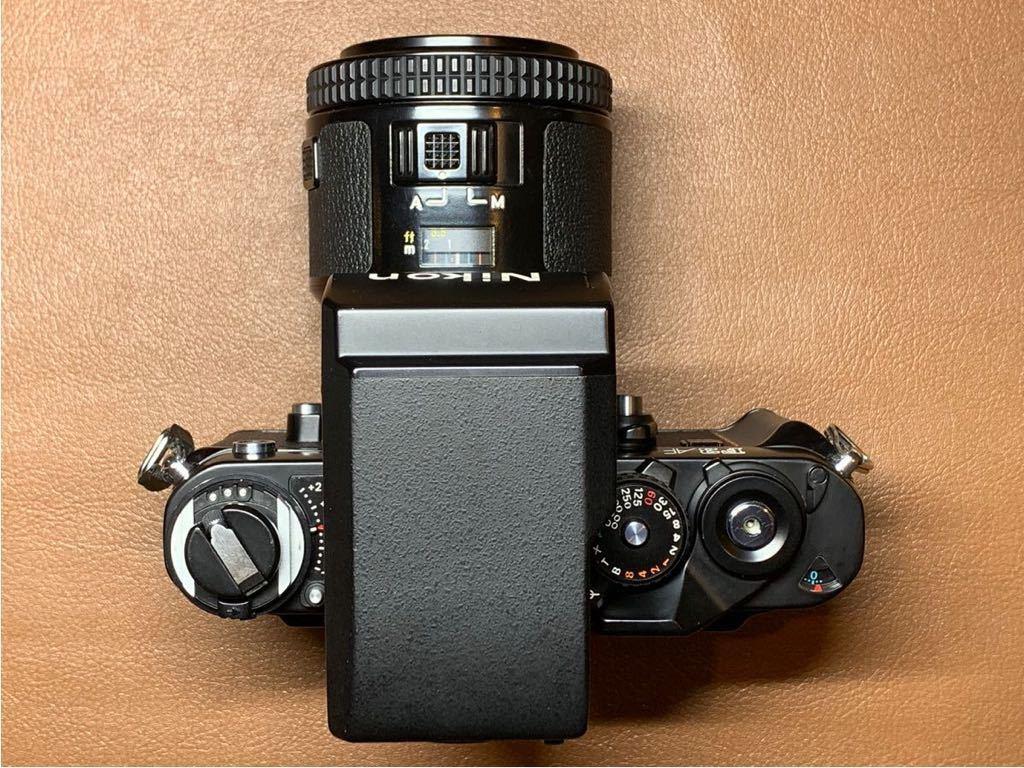 NIKON F3 AF + AF-NIKKOR 80mm 1:2.8 動作品_画像6